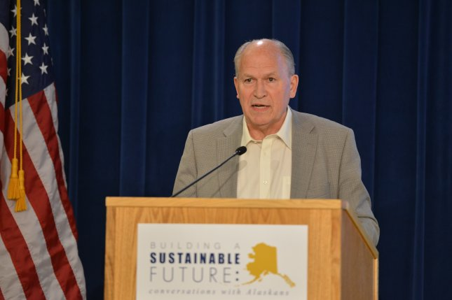 Alaskan Gov. Bill Walker will lead a trade mission to China in May amid simmering trade tensions with China. Photo courtesy state of Alaska/Flickr
