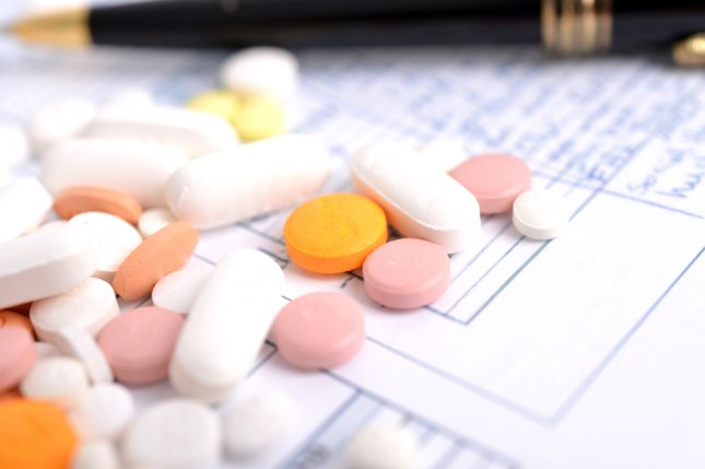 Teens and young adults prescribed opioids for pain may be more likely to misuse the drugs based on the length of time they take them, a new study has found. File Photo by iminwon/Shutterstock