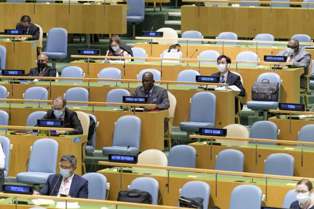 It is incredible that medieval tortures and executions are continuing, even as leaders of the international community participate in the U.N. General Assembly in New York, making noble speeches about human rights. Photo courtesy of United Nations
