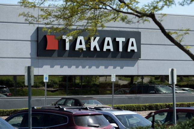 Takata expands airbag recall by 3.3 million