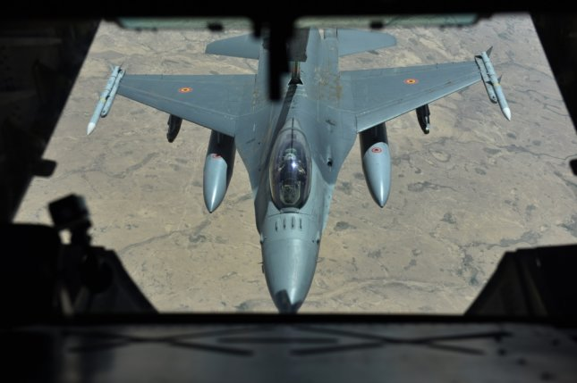 A Pentagon report weighs national security priorities against oil and gas operations in the Gulf of Mexico. File Photo by Staff Sgt. Marjorie A. Bowlden/U.S. Air Force