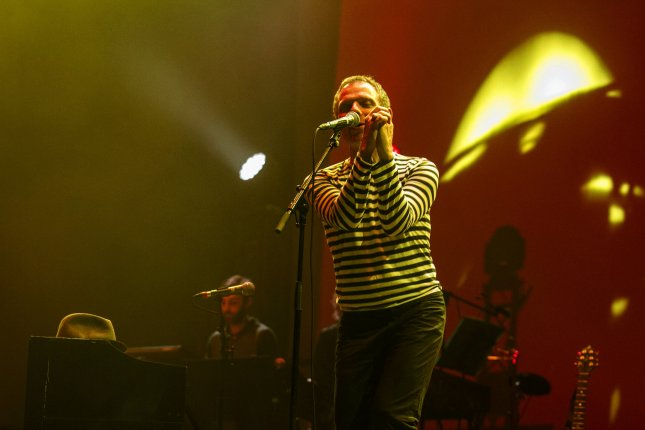 Scottish band Belle and Sebastian accidentally left their drummer behind at a Walmart while taking a rest stop in North Dakota on the way to a show in Minnesota. Photo by Garcia Morrell/EPA