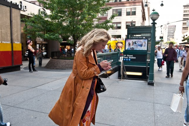 About 79 percent of health apps shared user's medical data with outside companies. Photo by Jazz Guy/Wikimedia Commons