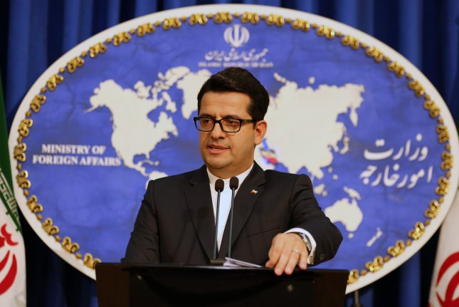 Iranian Foreign Ministry spokesman Abbas Mousavi warned the European Union that this is the last chance to save the 2015 nuclear deal. EPA-EFE/STRINGER