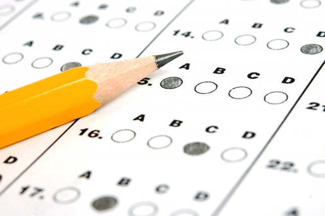 Up to 300 Loudoun County, Va., high school students must retake the SAT after their tests got lost in the mail. FIle Photo by Vixit/Shutterstock