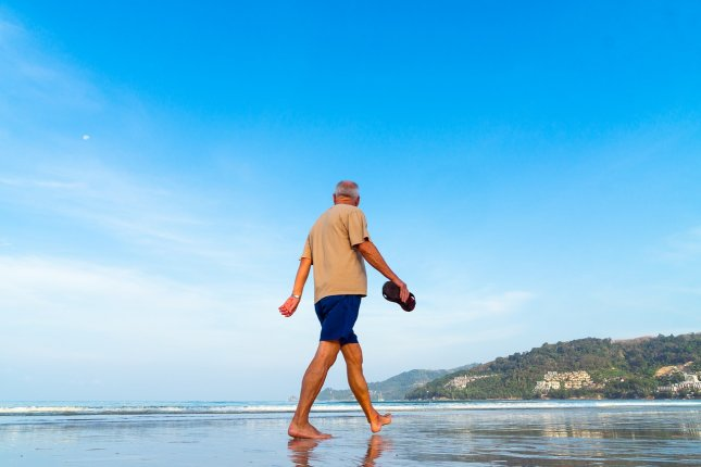 Even light exercise can help older adults with cancer live longer, a new study has found. Photo by qimono/Pixabay