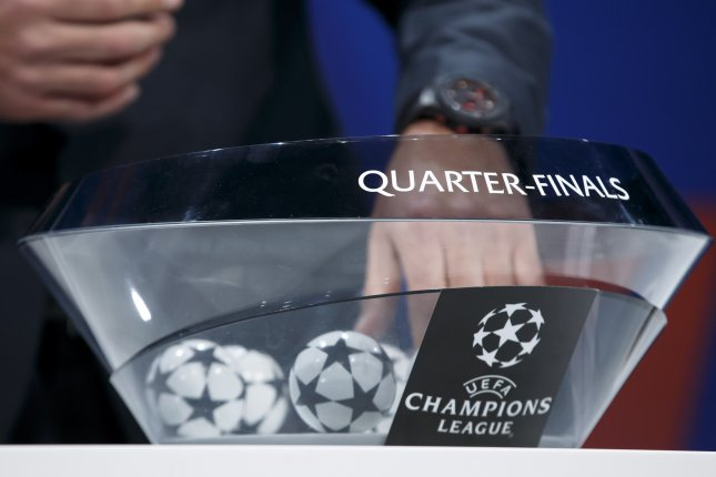 UCL Draws: City face Spurs as United draw Barca in last eight