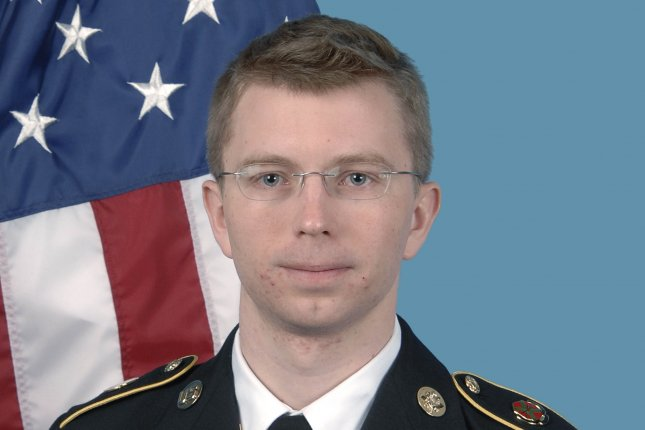On Aug. 21, 2013, a U.S. military judge sentenced Army Pfc. Bradley Manning -- now known as Chelsea Manning -- to 35 years for leaking government secrets. File Photo courtesy of the Department of Defense