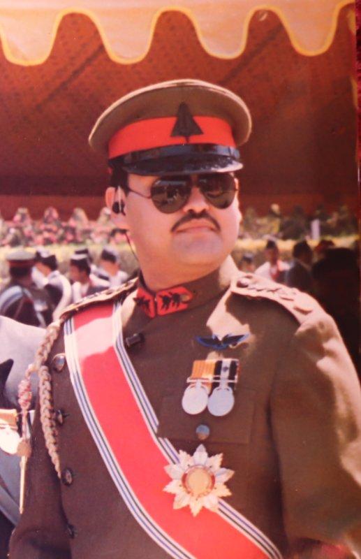 On June 1, 2001, Nepalese Crown Prince Dipendra Bir Bikram Shah Dev massacred nine members of his family before shooting himself in the head. He died three days later. File Photo by Nabin K. Sapkota/Wikimedia