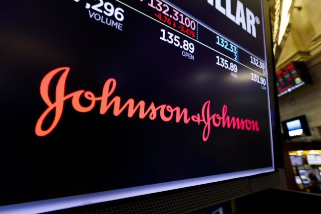 Pharmaceutical giant Johnson & Johnson deniedwrongdoing butagreed to pay up to $5 billion to settle charges stemming from the opioid epidemic. File photo by Justin Lane/EPA-EFE