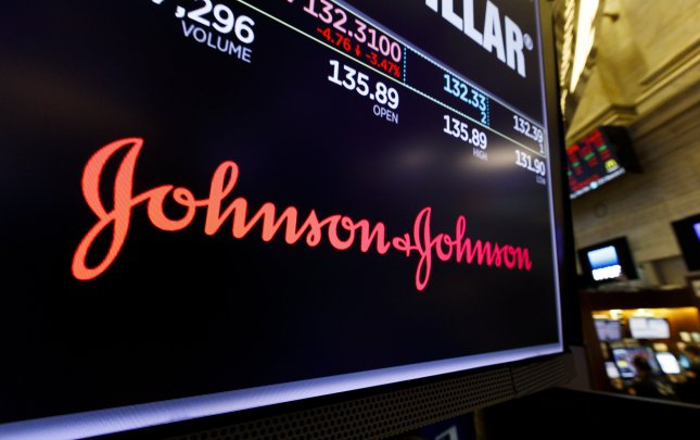 Pharmaceutical company Johnson & Johnson said it has paused a late-stage clinical trial of its COVID-19 vaccine candidate after a volunteer fell ill. Photo by Justin Lane/EPA-EFE