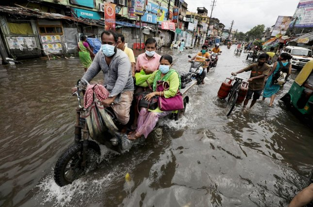 Heaviest rainfall in more than a decade floods major city in India
