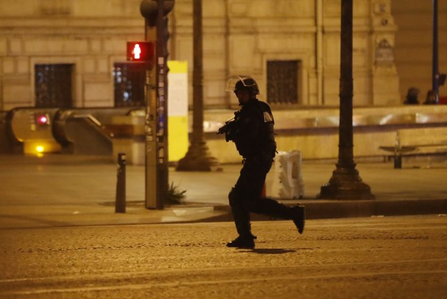 Gunmen Open Fire on Crowd Outside of French Mosque