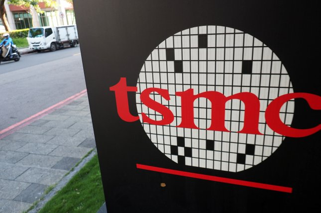 Taiwanese semiconductor manufacturer TSMC is reviewing a Japanese government proposal to build a plant in Japan's Kumamoto Prefecture, according to a Japanese press report. File Photo by David Chang/EPA-EFE