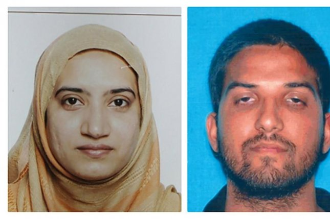 Federal investigators believe San Bernardino shooters Syed Rizwan Farook and Tashfeen Malik were planning a bigger attack at a nearby school. Forensic divers searched a lake for computers and other electronics the couple may have ditched.