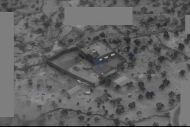 The compound of Abu Bakr al-Baghdadi was located inIdlib Province, some 4 miles from the Turkish border in Syria. Photo courtesy of U.S. Department of Defense/Website.