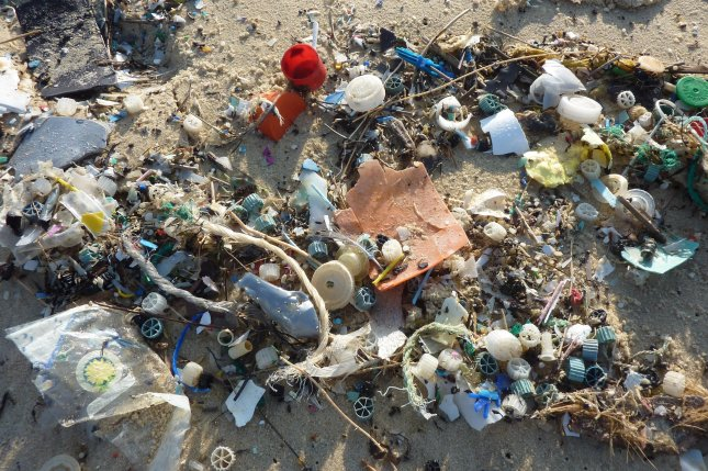 As plastic is broken down in the environment, tiny plastic particles can proliferate through both ocean and freshwater ecosystems, with new research showing it is particularly bad in areas with greater levels of human activity. Photo by bilyjan from Pixabay