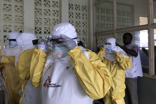 Congo Ebola vaccine teams set up fridges to tackle newly suspected cases