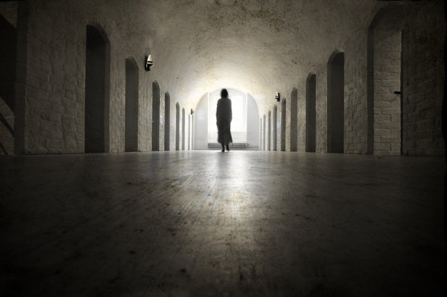 Watch out, there's a ghost in there. UPI/Shutterstock/Anki Hoglund