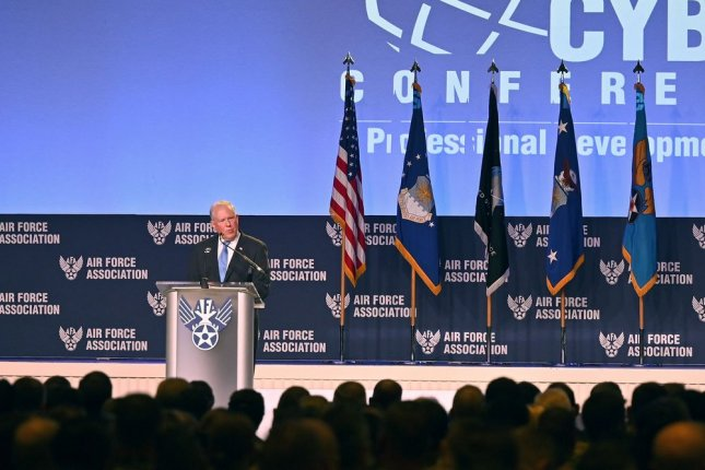 Air Force secretary: Branch focused on confronting China, must retire old platforms