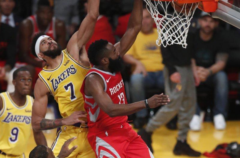 ce8439b198c3 Rockets sans Chris Paul host surging Spurs - UPI.com