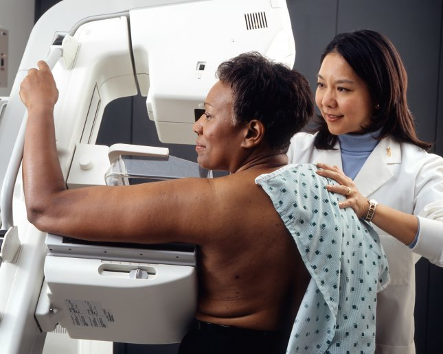 The ACP recommends that women between age 50 and 74 should have a mammogram every other year, and women over 40 should talk to their physicians about the best options for their health. Photo by Rhoda Baer/Wikimedia Commons