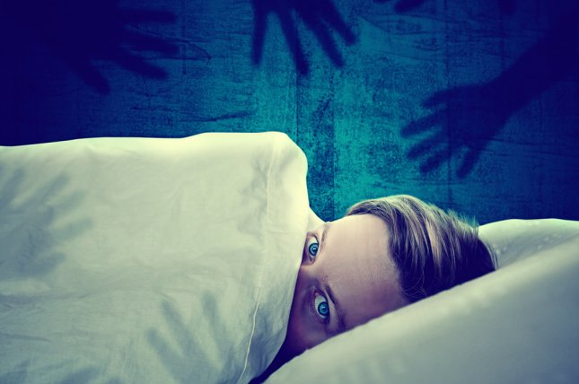 Insomnia may raise the risk of cardiovascular disease, heart failure and stroke. File Photo by lassedesignen/Shutterstock