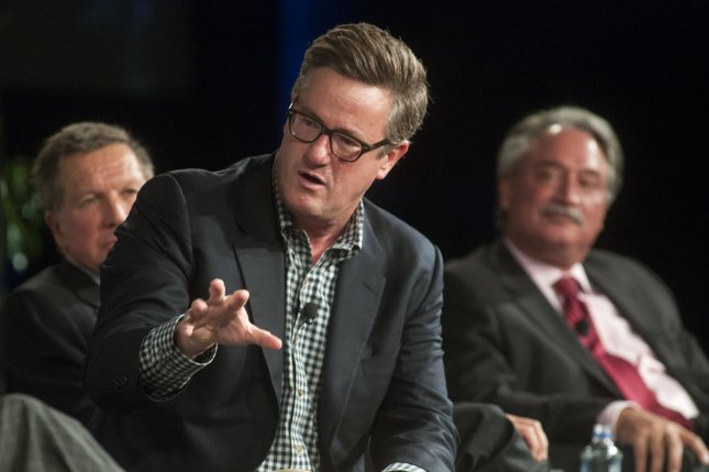 Morning Joe's Joe Scarborough and Mika Brzezinski Get Married