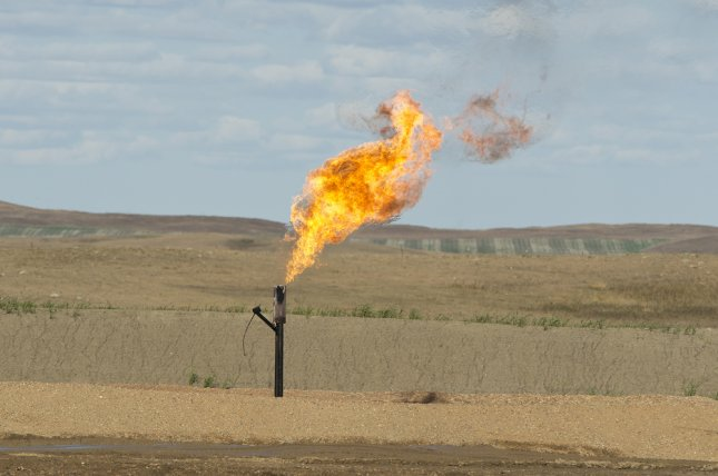 A new imaging technology could help scientists more precisely monitor methane gas concentrations in the atmosphere. Photo by Steve Oehlenschlager/Shutterstock