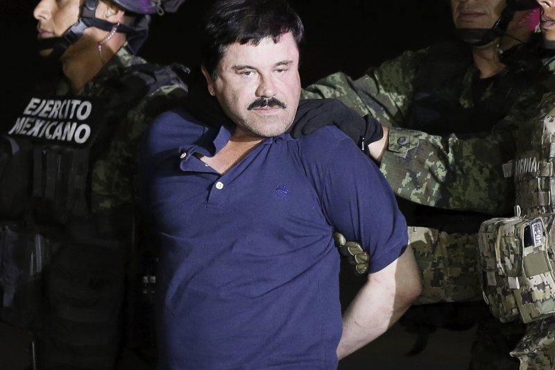 Accused drug kingpin 'El Chapo' pleads not guilty in N.Y. court