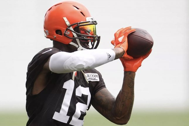 Patriots agree to trade for Browns wide receiver Josh Gordon