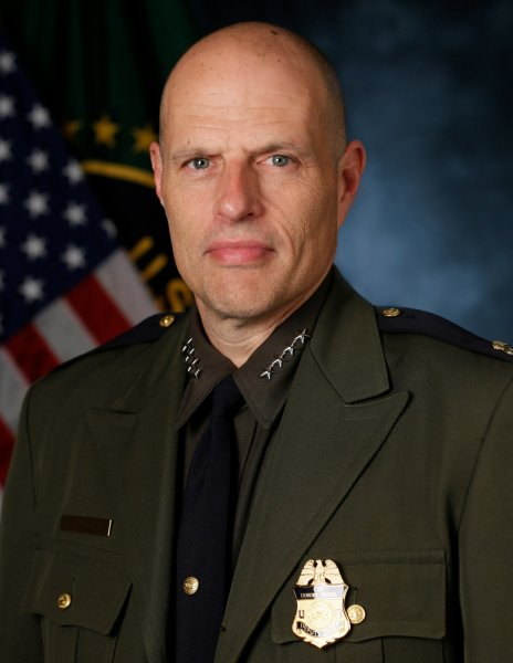 Ronald D. Vitiello, who first joined the U.S. Customs and Border Protection agency in 1985 as a Border Patrol agent, on Wednesday began his new role as the U.S. Border Patrol Chief. Photo courtesy of U.S. Customs and Border Protection