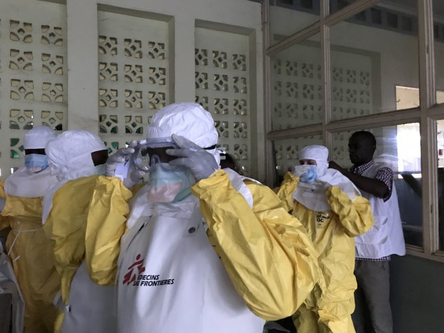 MSF warns of DRC Ebola response losing upper hand