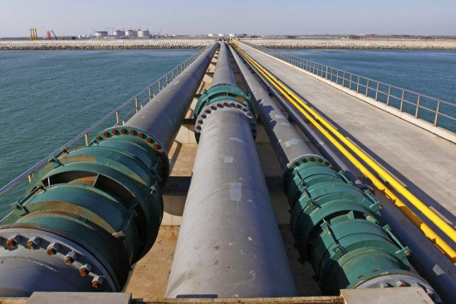 Russian energy company Gazprom said Turkey holds cards on natural gas pipeline decisions. Photo by tcly/Shutterstock