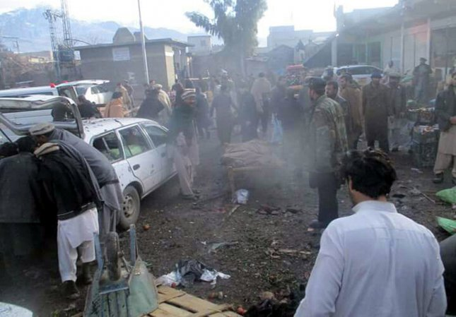 At least 18 dead, 50 injured in Parachinar market blast