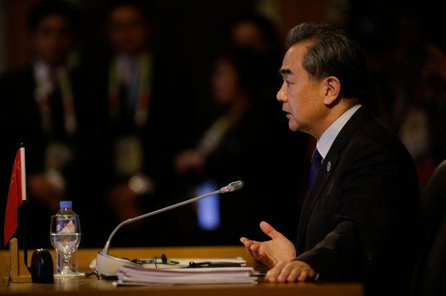 Chinese, North Korean foreign ministers hold talks at Manila meeting