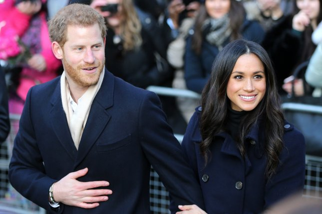 Meghan Markle's parents, Thomas Markle and Doria Ragland, will attend the actress' wedding to Prince Harry. File Photo by Nigel Roddis/EPA-EFE