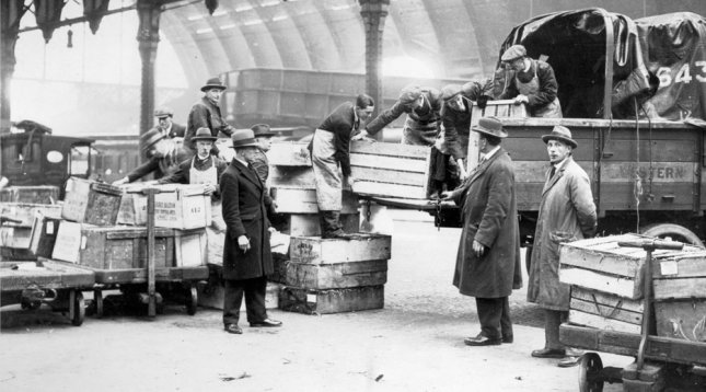 On May 4, 1926, the Trade Union Congress called a General Strike in response to government plans to change the working conditions for coal miners. More than two million workers across Britain, including railwaymen, went on strike. The railway companies resorted to recruiting volunteers with no railway experience to act as train drivers and signalmen. These amateurs ran the risk of violence from strikers, and the Flying Scotsman was deliberately derailed in Northumberland. The strike lasted nine days, and the following year the government passed the Trade Disputes Act which outlawed the sympathetic strike action that had created the General Strike. File Photo courtesy The National Archives
