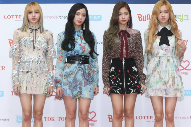 Black Pink's music video for As If It's Your Last has earned 400 million views. File Photo by Yonhap News Agency/EPA