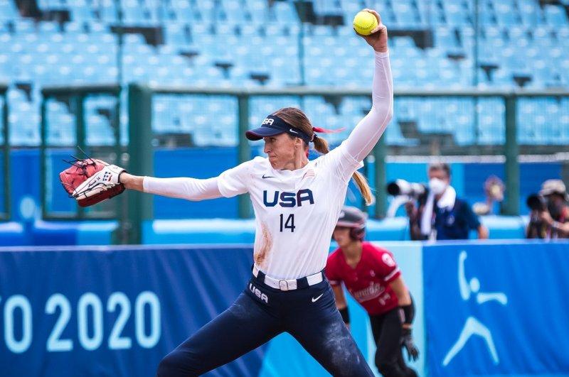 Amanda Chidester, Monica Abbott lead Team USA to gold medal softball game