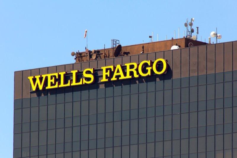 Wells Fargo has been accused of using illegal sales tactics in order to meet quotas. Ken Wolter/Shutterstock.com