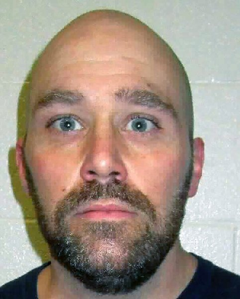 Zane Michael Floyd was sentenced to death for the 1999 murders of four workers at a Nevada supermarket. File Photo courtesy of the Nevada Department of Corrections