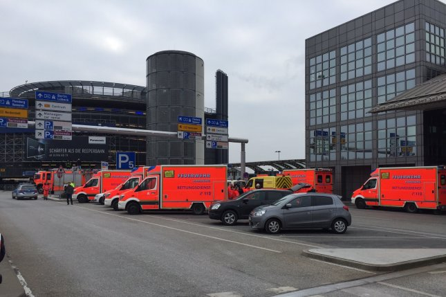Hamburg Airport toxin sickens dozens