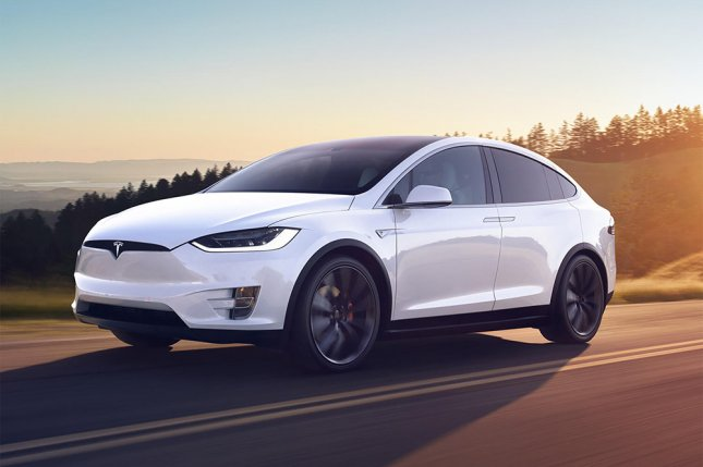 A Tesla Model X vehicle was involved in the fatal crash on March 23 in Mountain View, California. On Friday, the company released a statement showing that the vehicle was engaged in autopilot at the time of the crash. Photo courtesy Tesla Motors.