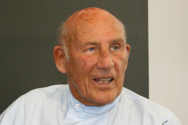 Stirling Moss retired from auto racing after a near-fatal crash in 1962. Photo courtesy of Wikimedia Commons
