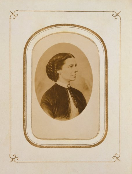 On May 21, 1881, Clara Barton founded the American Red Cross. File photo courtesy Everett Historical