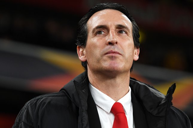 Arsenal went winless in their final seven matches under manager Unai Emery. Photo by Andy Rain/EPA-EFE