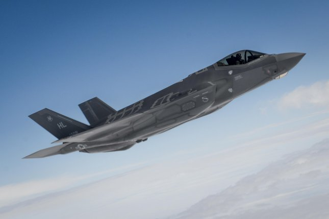 South Korea has begun test flights of the F-35A stealth fighter aircraft. File Photo by Staff Sgt. Kate Thornton/U.S. Air Force