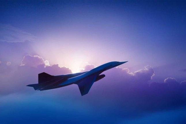 Aerion Corp.'s plans to market the AS2 supersonic jet to charter companies, corporations, as well as some individuals with a speed of 990 mph. Photo courtesy of Aerion