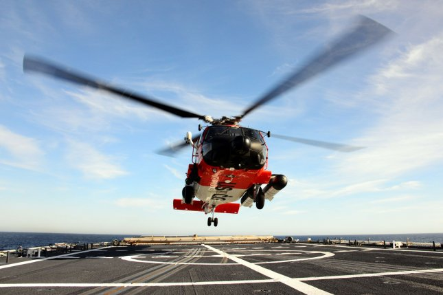 The Coast Guard and Mexico's navy searched some 17,458 nautical miles for Dr. Bill Kinsinger, 55, who was last seen Wednesday. File Photo by Petty Officer 3rd Class Connie Terrell/U.S. Coast Guard
